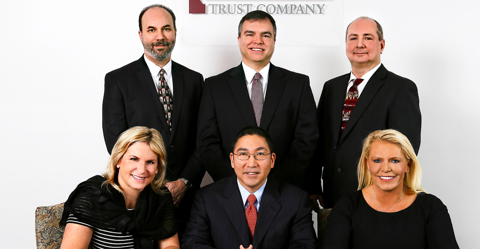 FIRST STATE TRUST COMPANY EXECUTIVE TEAM